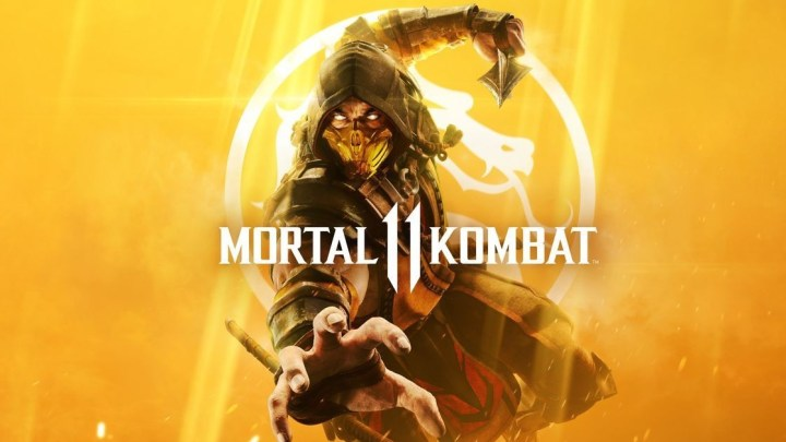 Evento de Halloween para Mortal Kombat 11