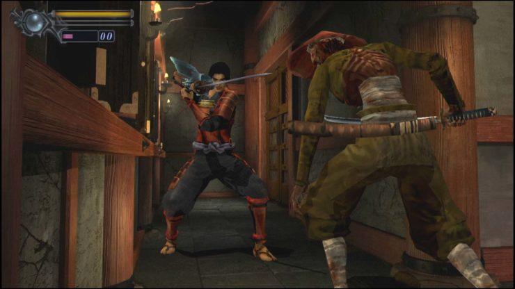 Onimusha: Warlords | Nueva comparativa entre la versión de Nintendo Switch y PlayStation 2