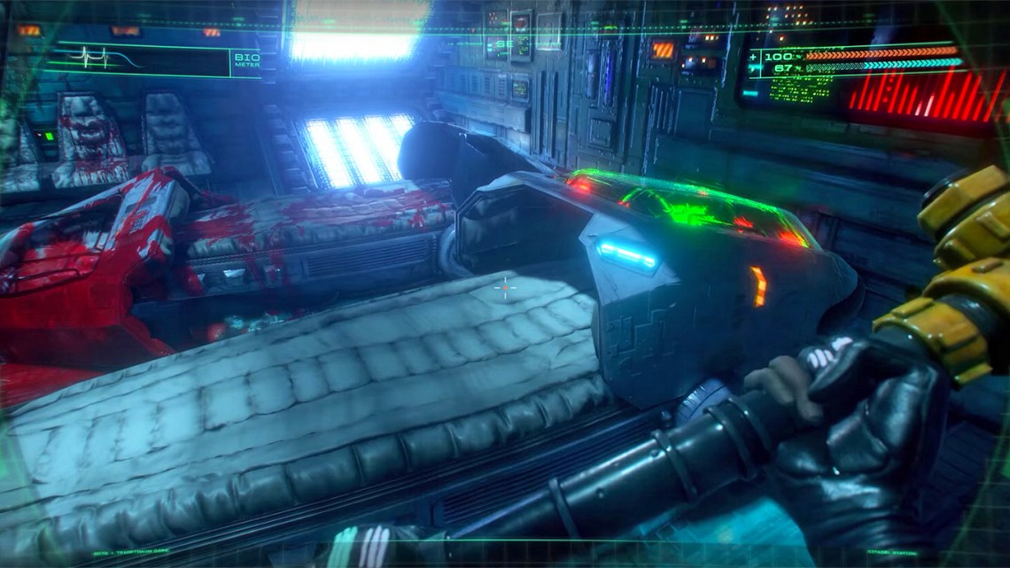 Starbreeze vende los derechos de System Shock 3 a Otherside Entertainment