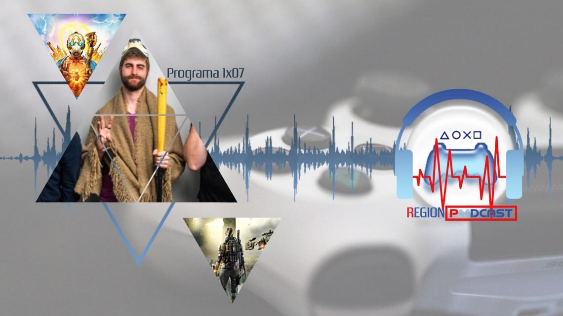 RegionPodcast 1×07 | Noticias de la semana, análisis de The Division 2 y entrevista a Ángel López CM de Videojuegos Game