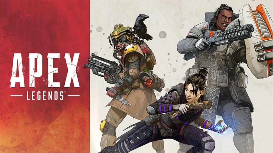 Apex Legends alcanza los 25 millones de jugadores en todo el mundo