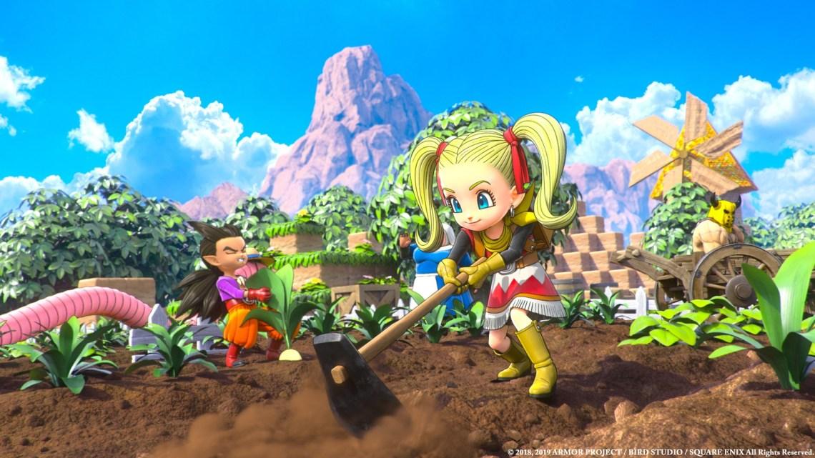 Dragon Quest Builders 2 se lanzará el 12 de julio en PS4 y Switch | Nuevo gameplay y opening