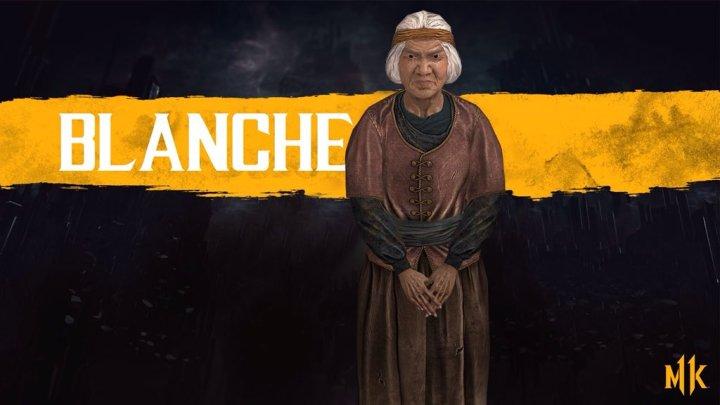 Blanche confirma su presencia en el plantel de luchadores de Mortal Kombat 11