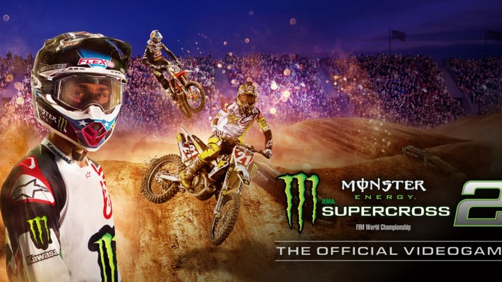 Monster Energy Supercross – The Official Videogame 2 ya está disponible en PS4, Switch, Xbox One y PC