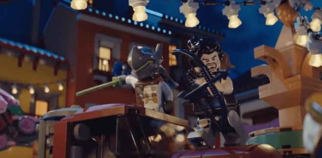 Así luce el corto animado donde se fusionan LEGO y Overwatch