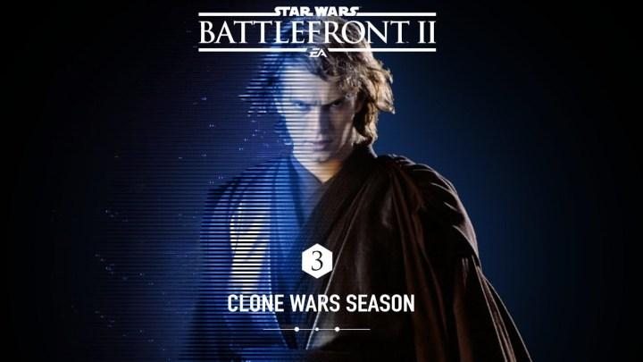 Animaciones y primeras imágenes de Anakin Skywalker en Star Wars: Battlefront II