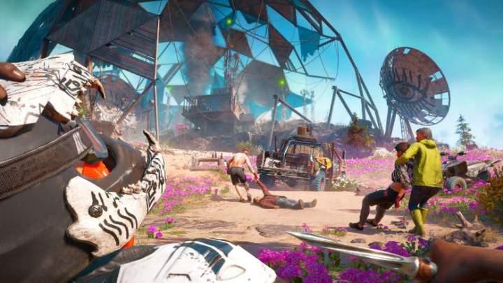 Descubre cómo funciona el cooperativo de Far Cry: New Dawn en este extenso gameplay