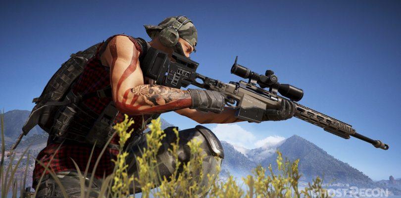 Detalles y tráiler de Special Operation 4, la nueva actualización de Ghost Recon Wildlands
