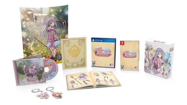 Anunciada una edición limitada para Atelier Lulua: The Scion of Arland