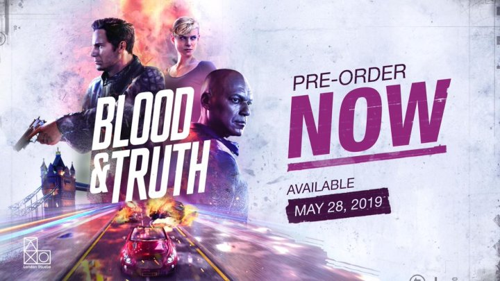 Blood & Truth estrena nuevo tráiler publicitario