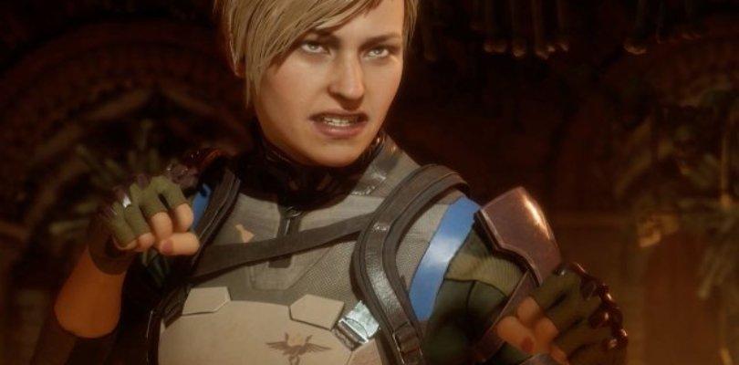 Cassie Cage muestra su peculiar Fatality haciendo selfies en el nuevo gameplay de Mortal Kombat 11