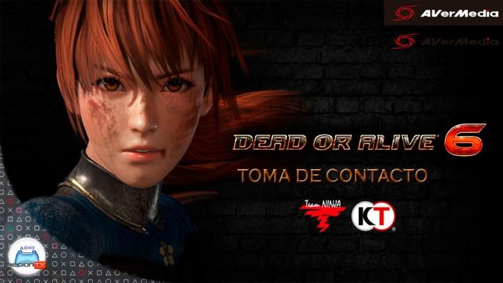 Región TV | Toma de contacto | Dead or Alive 6