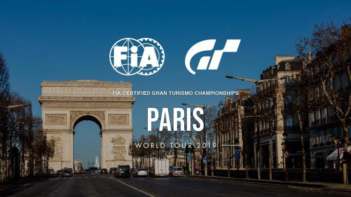 Sigue en directo el inicio de los FIA Certified Gran Turismo Championship 2019 desde París