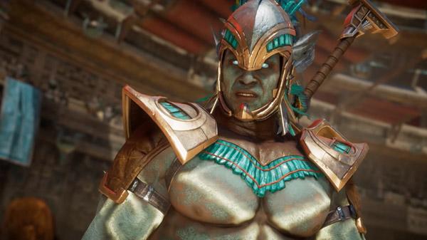 Kotal Kahn confirma su presencia en el plantel de Mortal Kombat 11
