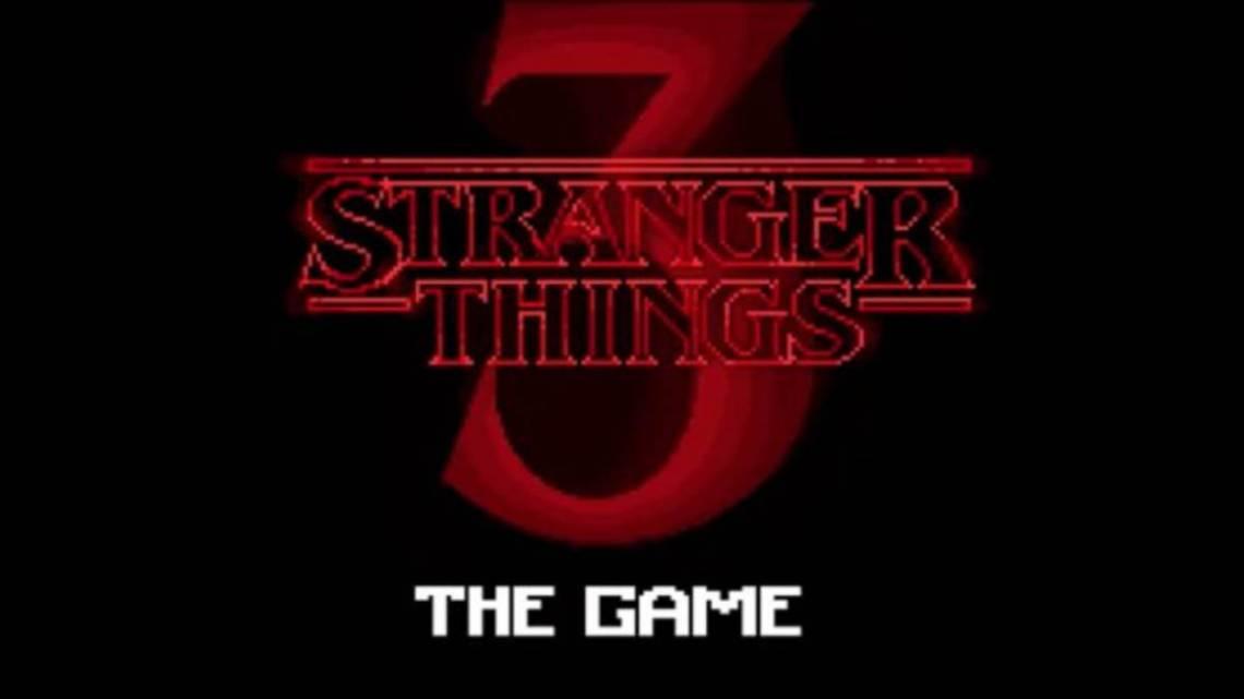 Stranger Things 3: The Game se lanzará el 4 de julio en consolas, PC y móviles | Nuevo gameplay