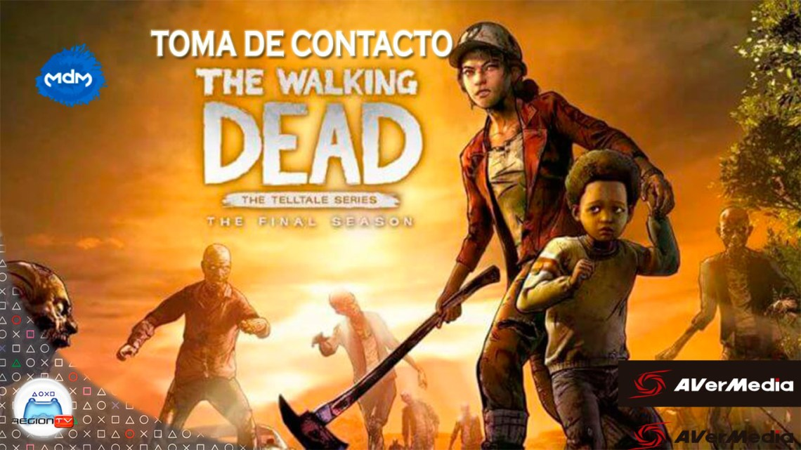 Toma de contacto | The Walking Dead: The Final Season