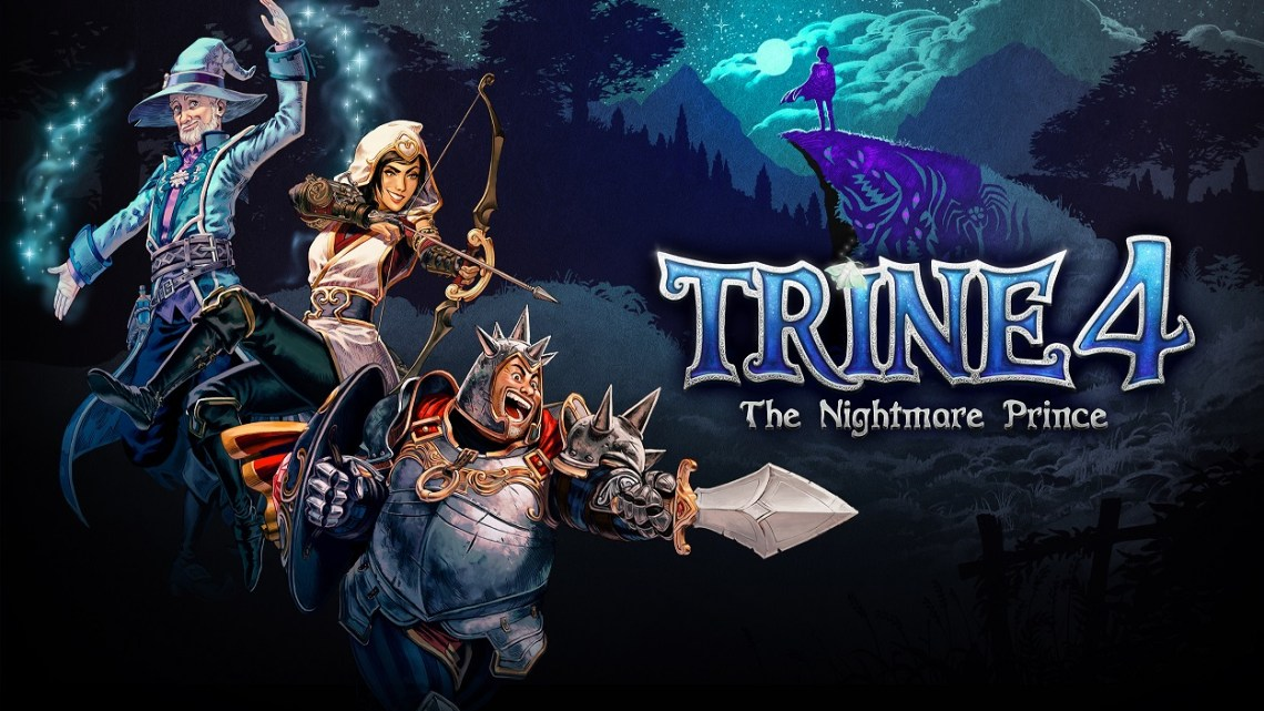 Primer gameplay de Trine 4: The Nightmare Prince