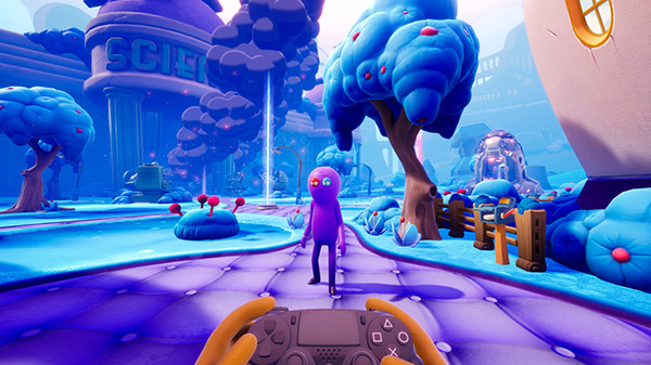 Trover Saves the Universe para PS4 y PSVR se lanzará el 31 de mayo