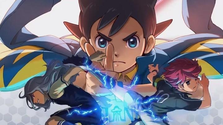 Inazuma Eleven Ares cambia de nombre a Inazuma Eleven: Great Road of Heroes y se lanzará en 2020