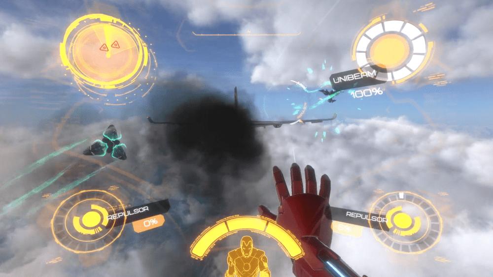 Revelados nuevos detalles sobre la trama de Iron Man VR