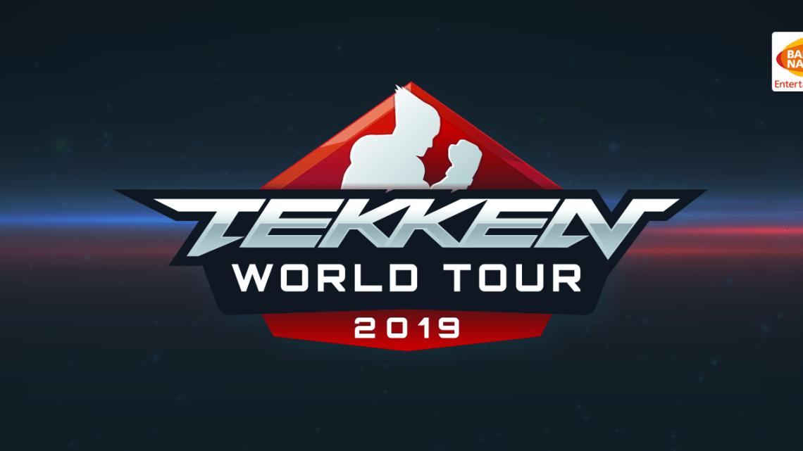 Bandai Namco y Twitch anuncian los detalles del Tekken World Tour 2019