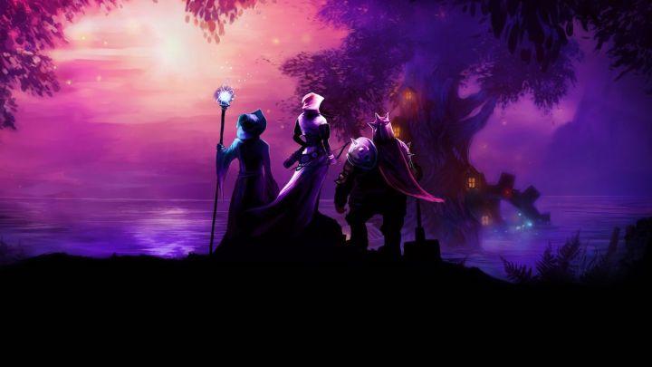 Los personajes de Trine 4: The Nightmare Prince nos muestran sus habilidades en un nuevo vídeo