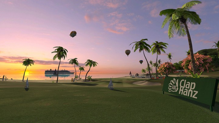 Everybody's Golf para PS VR concreta las opciones de control, eventos aleatorios y bonificaciones por reserva