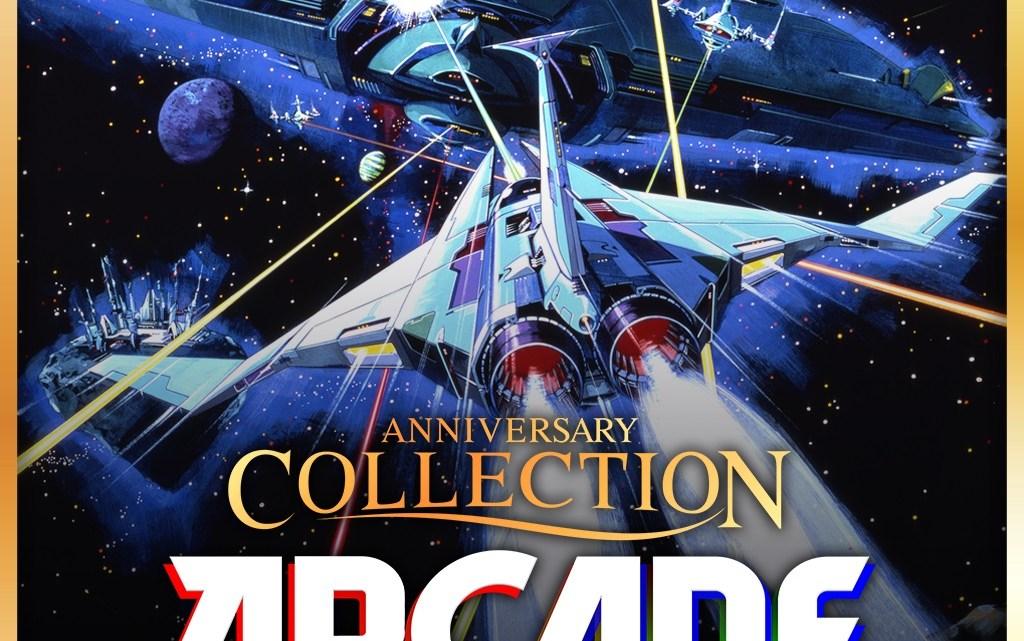 Konami Anniversary Collection: Arcade Classics ya está disponible en PlayStation 4