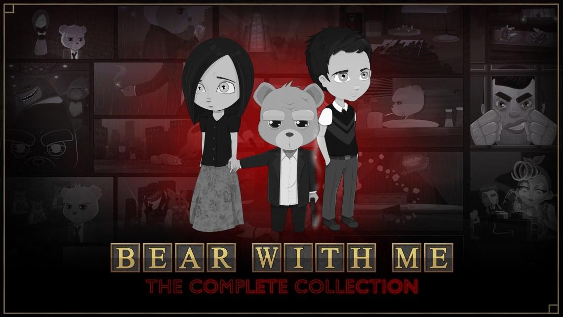 Bear With Me: The Complete Collection se lanzará el 9 de julio en PS4, Xbox One, Switch y PC