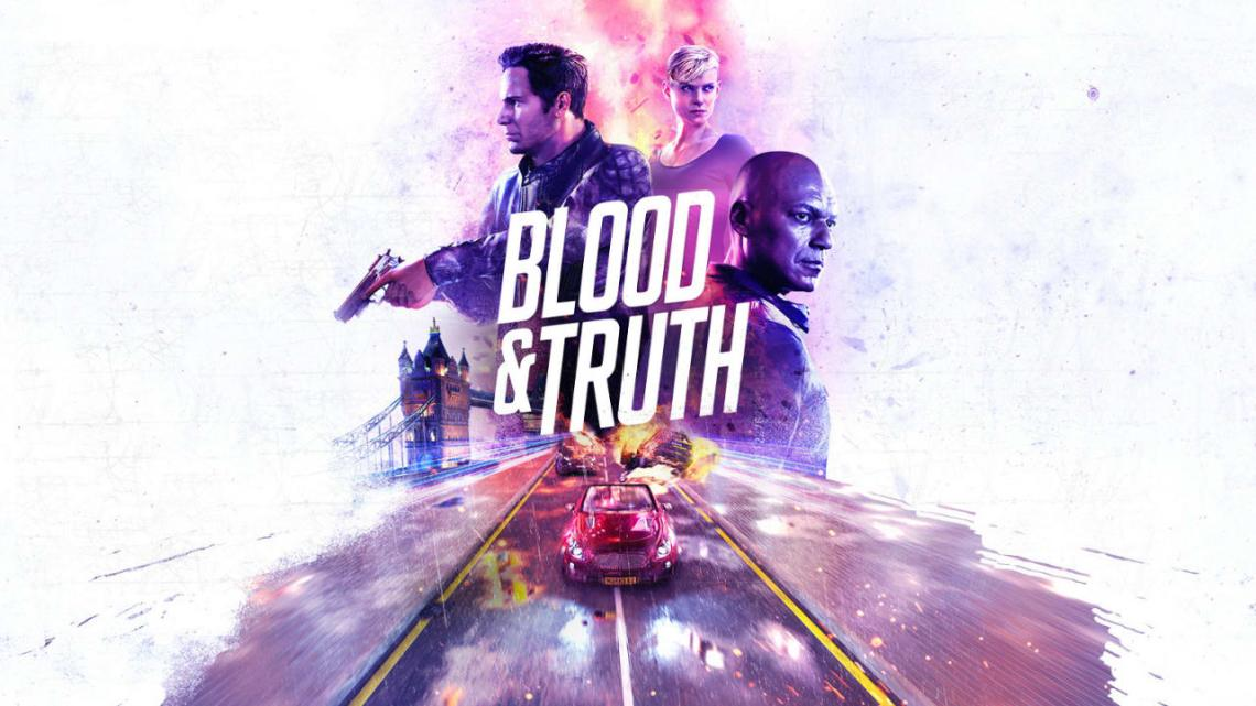 Blood & Truth se actualiza para añadir un modo New Game +