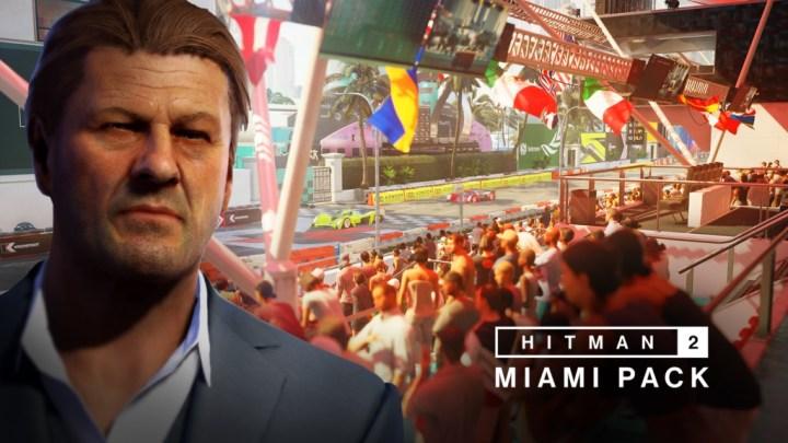 Sean Bean regresará a HITMAN 2 y llega el Miami Pack   Nuevo tráiler