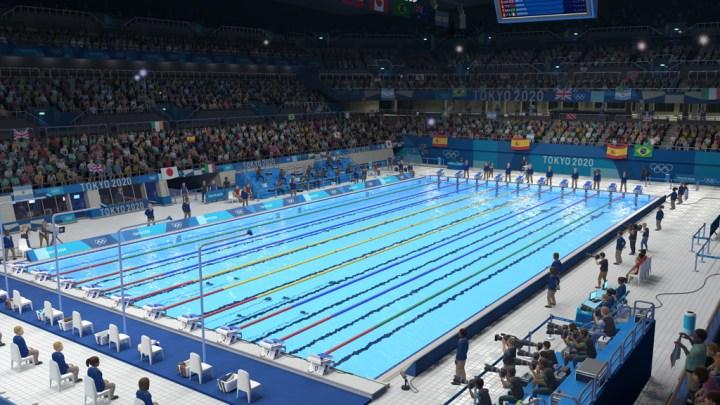 SEGA muestra en vídeo diversas pruebas de Tokyo 2020 Olympics: The Official Video Game