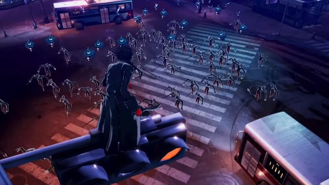 Anunciado Persona 5: Scramble: The Phantom Strikers