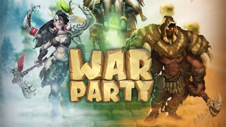 ¡Sorteamos 3 códigos de WarParty para PS4!