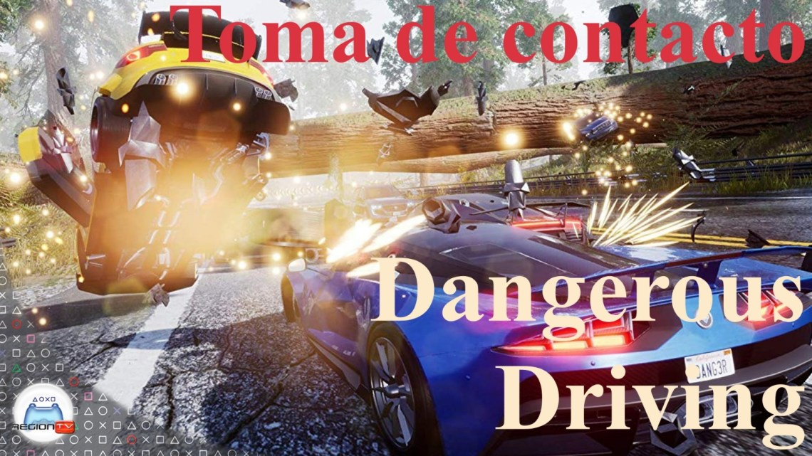 RegionTV | Toma de contacto | Dangerous Driving