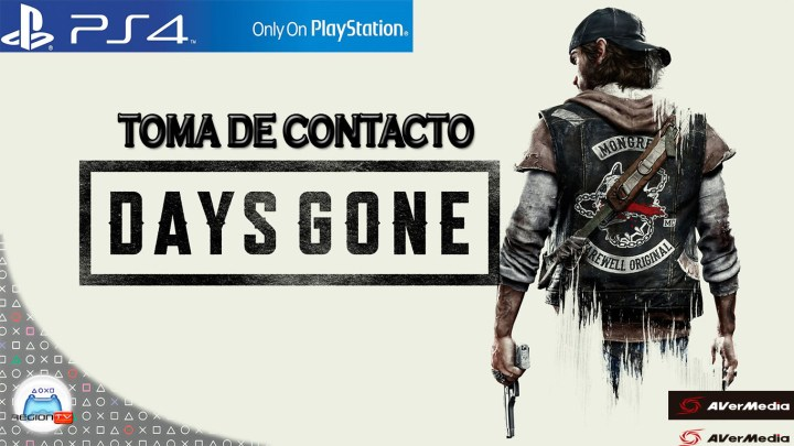 RegionTV | Toma de Contacto | Days Gone