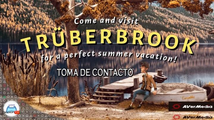 Toma de contacto | Truberbrook