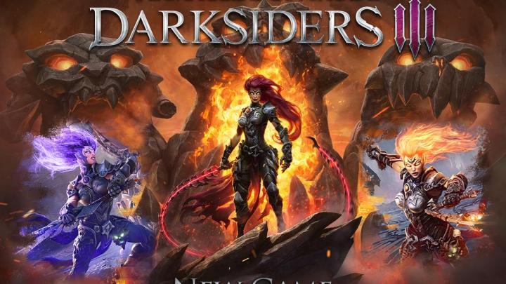 DarkSiders III recibe el New Game+ y un nivel de dificultad extra