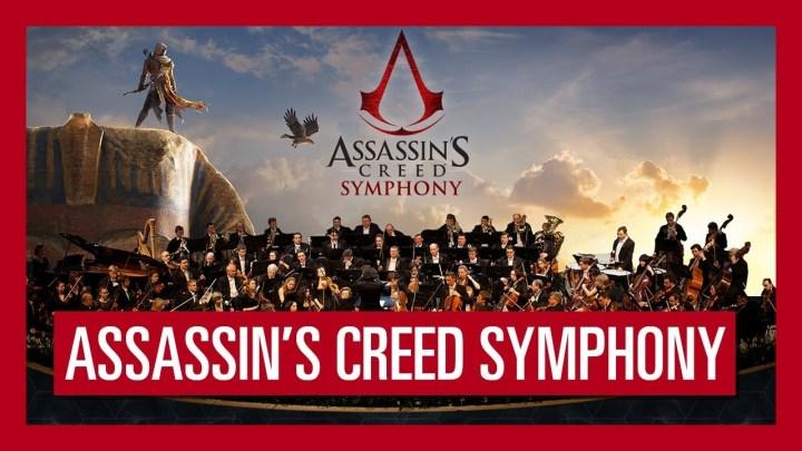 Ubisoft publica la lista de temas y un primer avance del espectáculo Assassin's Creed Symphony