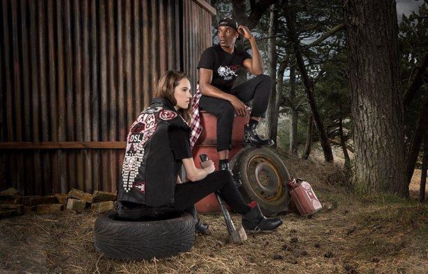 La firma de ropa Diesel lanza una colección inspirada en Days Gone