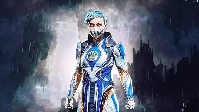 Filtradas las primeras imágenes de Frost, nueva luchadora de Mortal Kombat 11