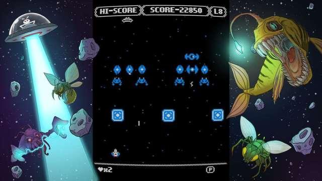 Zeropatian Invasion, lo nuevo de Ratalaika Games ya disponible a través de la PlayStation Store