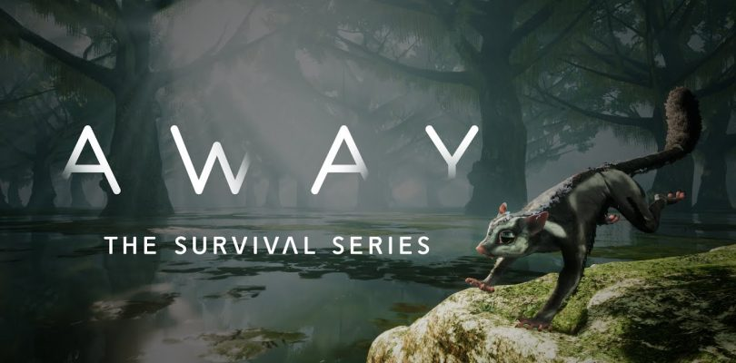 AWAY: The Survival Series presenta su primer gameplay oficial