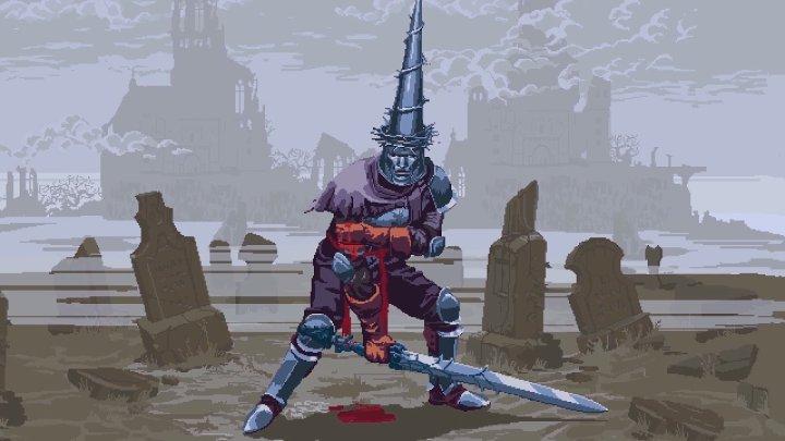 Blasphemous muestra sus avances visuales en un nuevo gameplay