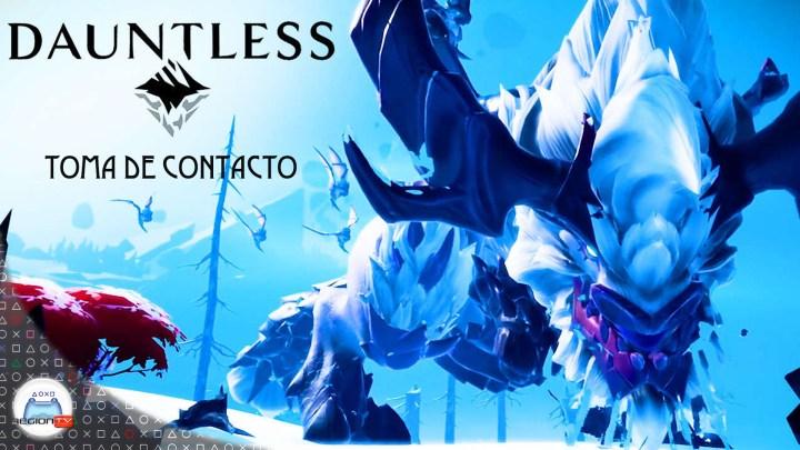 RegionTV | Toma de contacto | Dauntless