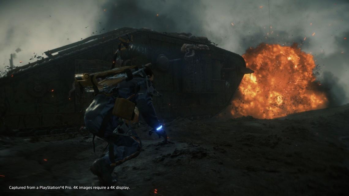 Kojima asegura que Death Stranding pertenece a un género totalmente nuevo