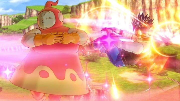 Primeras imágenes oficiales de Ribrianne, nueva luchadora de Dragon Ball Xenoverse 2