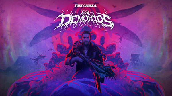 """""""Los Demonios"""", el próximo DLC de Just Cause 4, llegará el próximo mes de julio"""
