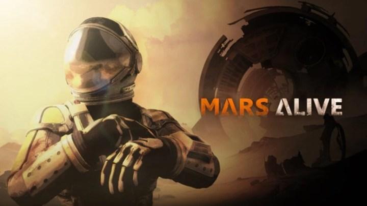 Mars Alive ya disponible en PlayStation VR