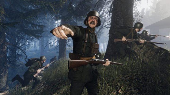 Tannenberg , el FPS de Blackmill Games basado en la Primera Guerra Mundial, debutará este invierno para PS4 y Xbox One